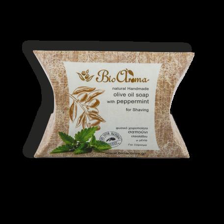 natuurlijke scheerzeep olijfolie