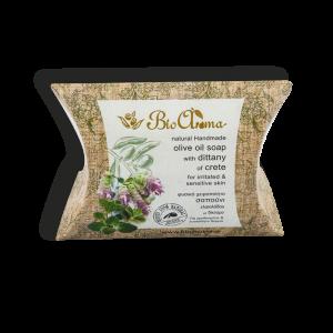 natuurlijke handgemaakte zeep met diktamos