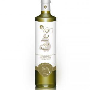 Biologische extra virgine olijfolie Felea 500ml