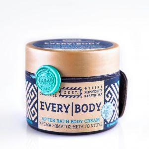 Zest Everybody natuurlijke bodycrème