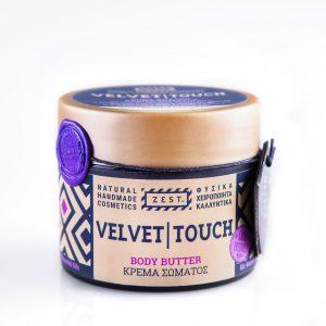 Zest Velvet natuurlijke bodycrème