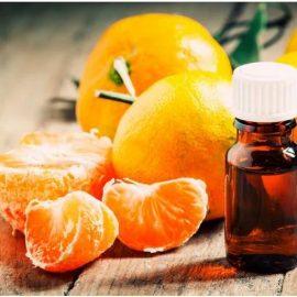 mandarijn etherische olie