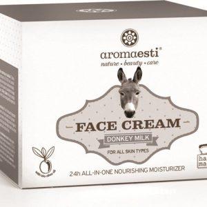 anti-gezichtscreme ezelinnenmelk